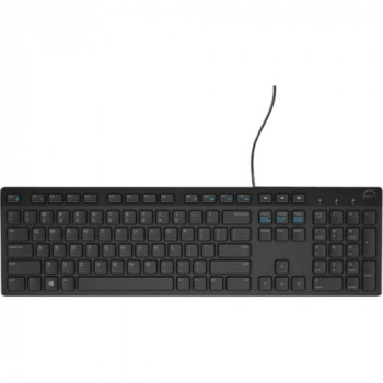 Dell KB216 Keyboard - Cable Connectivity - Black