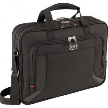 "Wenger Prospectus Carrying Case for 40.6 cm (16"") Notebook - Black"