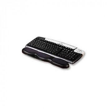 Kensington Foam Mousepad with Integral Wrist Rest - Black
