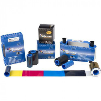 Zebra 800015-301 Ribbon Cartridge - Black