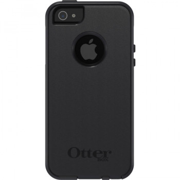 OtterBox Commuter Case for iPhone - Black