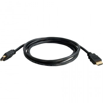 C2G HDMI A/V Cable for Audio/Video Device - 1.50 m - Shielding - 1 Pack