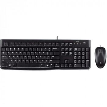Logitech MK120 Keyboard & Mouse