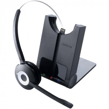 Jabra PRO 930 Wireless DECT Mono Headset - Over-the-head - Open