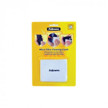 Fellowes 9974506 Cleaning Cloth for Desktop Computer, Optical Media, Mobile Phone
