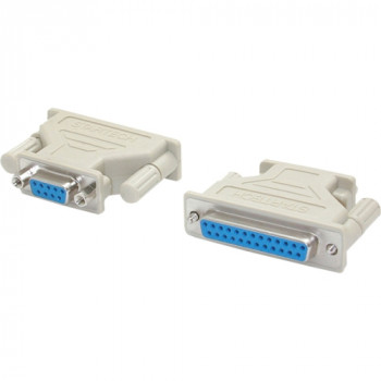 StarTech.com DB9 to DB25 Serial Cable Adapter - F/F