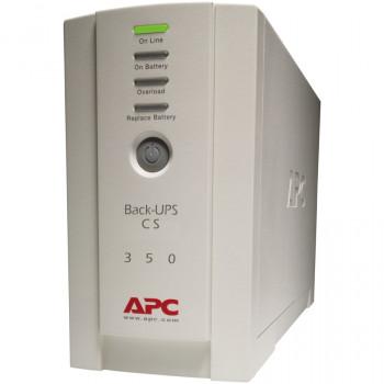 APC Back-UPS BK350EI Standby UPS - 350 VA/210 WTower