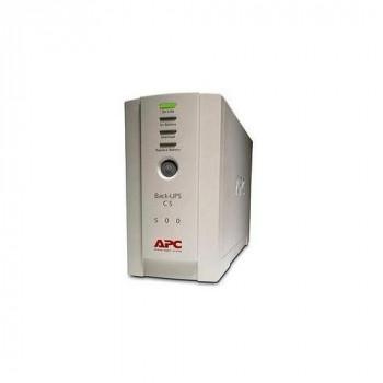 APC Back-UPS BK500EI Standby UPS - 500 VA/300 W