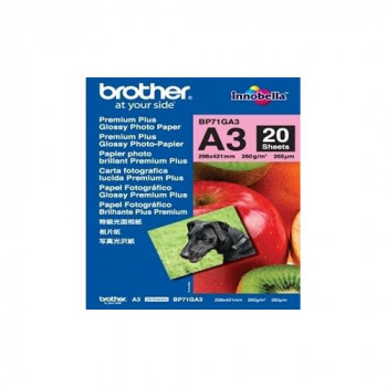 Brother Z-Perform BP71GA3 Photo Paper