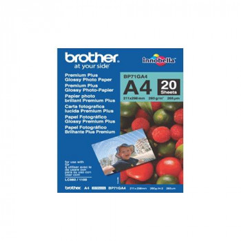 Brother Innobella BP71GA4 Photo Paper