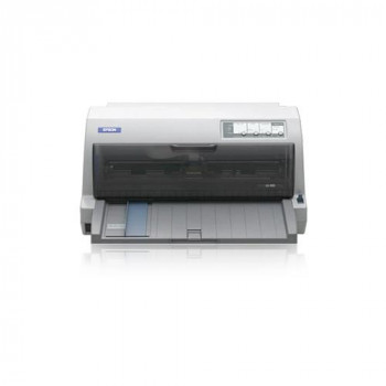 Epson LQ-690 Dot Matrix Printer - Monochrome