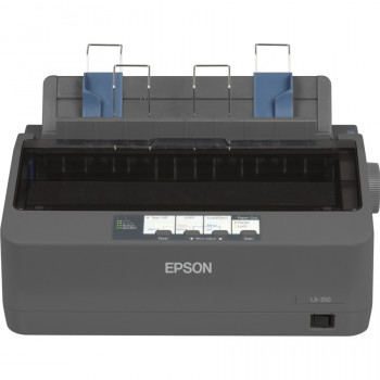 Epson LX-350 Dot Matrix Printer - Monochrome