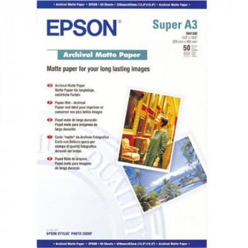 Epson Archival C13S041340 Photo Paper