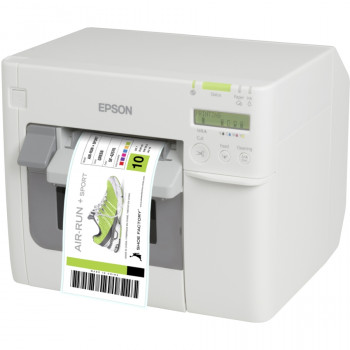 Epson TM-C3500 Inkjet Printer - Colour - Desktop - Label Print