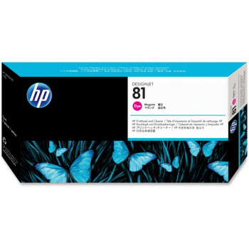 HP 81 Printhead - Magenta