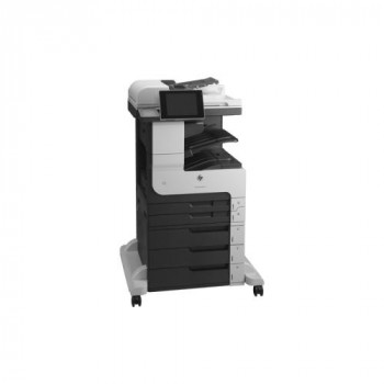HP LaserJet 700 M725Z Laser Multifunction Printer - Monochrome - Plain Paper Print - Floor Standing