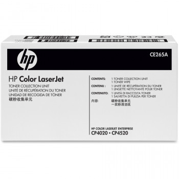 HP Waste Toner Unit - Black - Laser