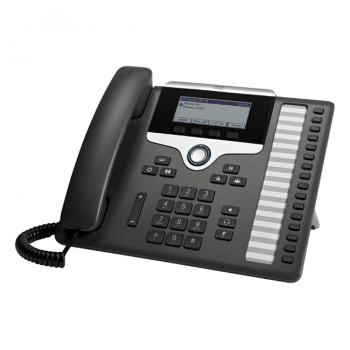 Cisco 7861 IP Phone - Cable - Wall Mountable