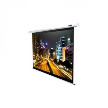 "Elite Screens Spectrum ELECTRIC100V Electric Projection Screen - 254 cm (100"") - 4:3 - Wall Mount, Ceiling Mount"
