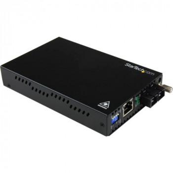 StarTech.com Gigabit Ethernet Multi Mode Fiber Media Converter SC 550m - 1000 Mbps