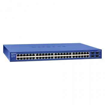 Netgear ProSafe GS748T 48 Ports Manageable Ethernet Switch