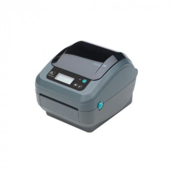 Zebra GX420t Direct Thermal/Thermal Transfer Printer - Monochrome - Desktop - Label Print