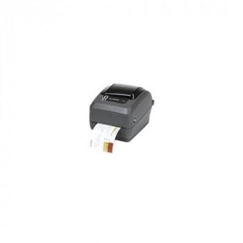 Zebra GX430t Direct Thermal/Thermal Transfer Printer - Monochrome - Desktop - Label Print