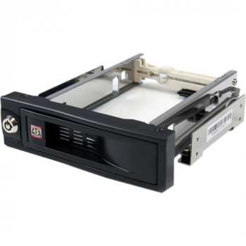 StarTech.com 5.25in Trayless Hot Swap Mobile Rack for 3.5in Hard Drive