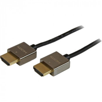 StarTech.com 1m Pro Series Metal High Speed HDMI Cable - Ultra HD 4k x 2k HDMI Cable - HDMI to HDMI M/M