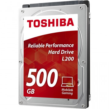 "Toshiba L200 500 GB 2.5"" Internal Hard Drive"