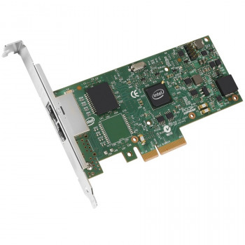 Intel I350-T2 Gigabit Ethernet Card for Server