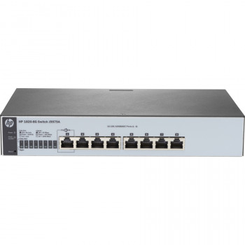 HP 1820-8G 8 Ports Manageable Ethernet Switch