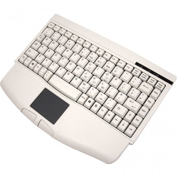 Accuratus Beige USB Touchpad Keyboard
