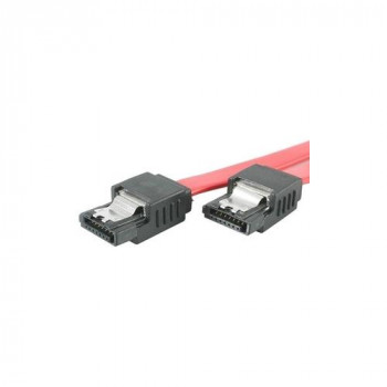StarTech.com 18in Latching SATA Cable