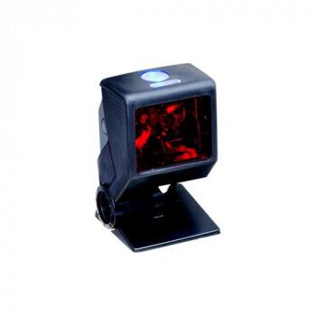 Honeywell QuantumT MS3580 Desktop Barcode Scanner - Cable Connectivity - Black