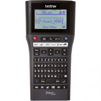 Brother P-touch PT-H500 Electronic Label Maker