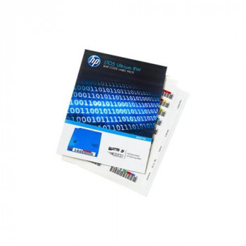 HP Barcode Label - 110 / Pack