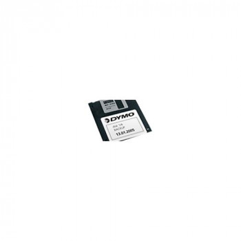 Dymo 99015 Floppy Disk Label - 70 mm Width x 54 mm Length - 1