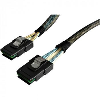 StarTech.com 100cm Serial Attached SCSI SAS Cable - SFF-8087 to SFF-8087