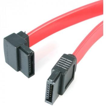 StarTech.com 12in SATA to Left Angle SATA Serial ATA Cable