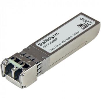 StarTech.com Cisco Compatible 10GBase-SR SFP+ Fiber Transceiver Module 850nm MM LC w/DDM - 300m