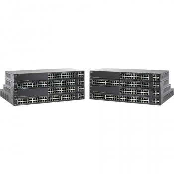Cisco Smart Plus SG220-26P 26 Ports Manageable Ethernet Switch