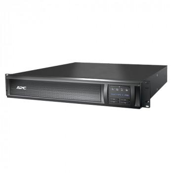 APC Smart-UPS SMX1500RMI2UNC Line-interactive UPS - 1500 VA/1200 W - 2U Tower/Rack Mountable