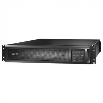 APC Smart-UPS SMX3000RMHV2U Line-interactive UPS - 3000 VA/2700 W - 2U Tower/Rack Mountable