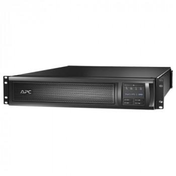 APC Smart-UPS SMX3000RMHV2UNC Line-interactive UPS - 3000 VA/2700 W - 2U Tower/Rack Mountable