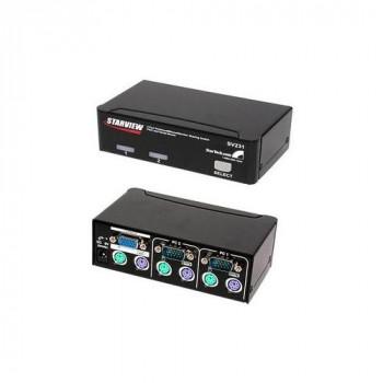 StarTech.com 2 Port Professional PS/2 KVM Switch