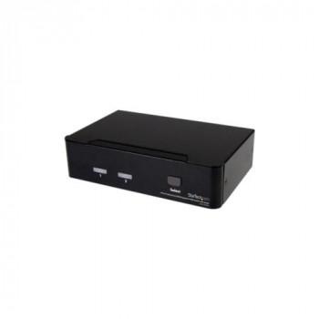 StarTech.com 2 Port Professional USB DisplayPort KVM Switch with Audio