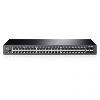 TP-LINK JetStream T2600G-52TS 48 Ports Manageable Ethernet Switch