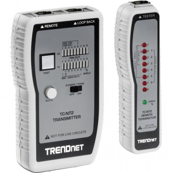 TRENDnet TC-NT2 Cable Analyzer