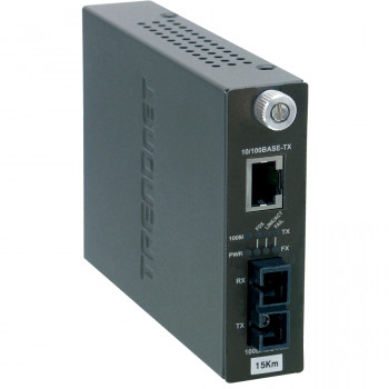 TRENDnet TFC-110S15i Transceiver/Media Converter